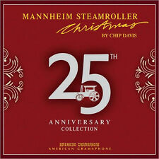 MANNHEIM STEAMROLLER CHRISTMAS 25TH ANNIVERSARY CO - CD - Sealed