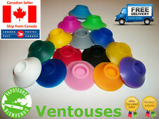 Pack - Lot 10 ventouse-support en silicone EXPÉDITION GRATUITE! SUPER PROMOTION