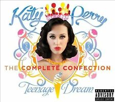 Teenage Dream [The Complete Confection] [PA] by Katy Perry (CD, Feb-2012,...