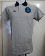 REAL MADRID 2012/13 AUTHENTIC POLO SHIRT BY ADIDAS ADULTS SIZE LARGE BRAND NEW
