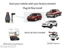 Plug-N-Play Remote Starter for Select Chrysler Dodge Jeep RAM - DBALL2 - THCHD1