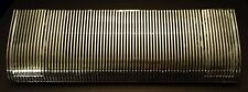 1956 BUICK SPECIAL ASH TRAY SPEAKER GRILLE COVER CHROME BLACK ASSEMBLY