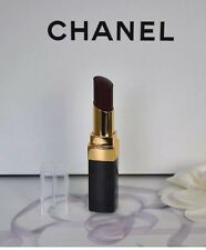 Chanel Rouge Coco Shine Hydrating Sheer Lipshine Lipstick #128 Noir Moderne