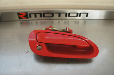 Honda S2000 S2K AP1 AP2 RIGHT Formula Red door handle
