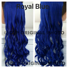 Hair Extensions, Clip In Full Head Thick Long, Natural Like Real Hair