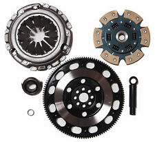 QSC Stage 3 Clutch Chromoly Flywheel Kit RSX BASE TYPE-R CIVIC Si 2.0L K20 K24