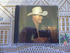 What I Do the Best by John Michael Montgomery (CD, Sep-1996, Atlantic (Label))