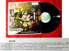 LP Spike Jones in Stereo (Warner Bros. WS 1332) US Re Issue