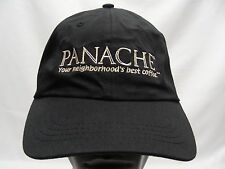 PANACHE - YOUR NEIGHBORHOOD'S BEST COFFEE - ADJUSTABLE STRAPBACK BALL CAP HAT!