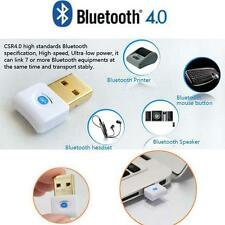 Bluetooth Wireless USB Stereo Aux Audio Home Car Music Receiver Adapter SM