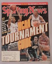 1999 Sporting News NCAA BASKETBALL  TOURNAMENT GUIDE