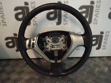 HONDA JAZZ SE 1.3 2007 STEERING WHEEL WITH RADIO CONTROLS (SOME MARKS AND WEAR)