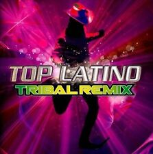 Top Latino Tribal Remix by Various Artists (CD, Mar-2012, Sony Music...