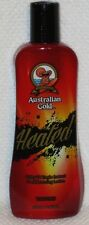 New Australian Gold Heated T4 Tingle Bronzer Indoor Tanning Bed Lotion
