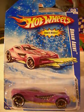Hot Wheels Urban Agent Snowflake Card HW Special Features (shoots missle)!