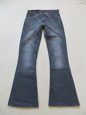 Levi's® 544 Schlag Jeans Hose, W 28 /L 30, Black washed, Hippie Flared Denim !
