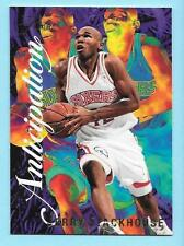 1995-96 Flair Anticipation Jerry Stackhouse Sixers