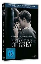 FIFTY SHADES OF GREY  / Geheimes Verlangen NEU OVP   DVD