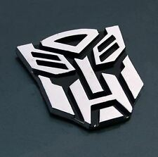 NEW 3D-Logo-Autobot-Transformers-Optimus-Prime-Emblem-Badge-Decal-Car-Sticker-uk
