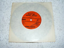 Linda  Scott  Don't Bet Money Honey /Starlight Starbright   Australian Import 7""