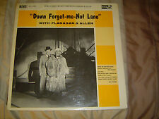 """LP-""""Down Forget-Me-Not Lane"""" with Flanagan and Allen-Ace Of Clubs ACL.1092.1962"""