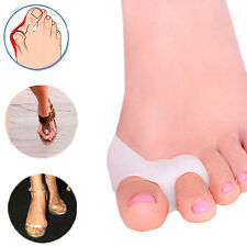 Silicone Hallux Bicyclic Bone Thumb Braces Correction Foot Big Toe Separator MIN