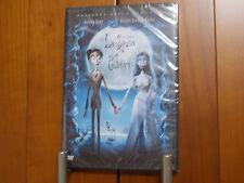 LA SPOSA CADAVERE (2005) di Tim Burton  DVD