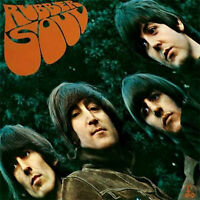 The Beatles - Rubber Soul - New 180g Vinyl LP - Remastered Stereo Version