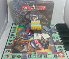 1999 NFL Monopoly Grid Iron Football Edition Pewter Tokens Complete