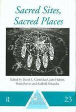 Sacred Sites, Sacred Places (One World Archaeology), , Acceptable Book