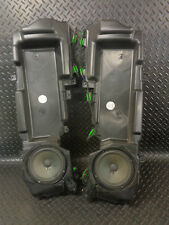 2006 AUDI A6 2.0 TDI SE PAIR OF SUBWOOFER DRIVER AND PASSENGER SIDE 4F0035381B