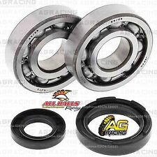 All Balls Crank Shaft Mains Bearings & Seals For Yamaha YZ 250 1996 96