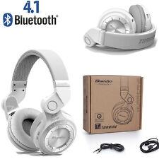 Bluedio Foldable Wireless Stereo Kopfhörer Headphones kabellos PC mp3 Player DEU