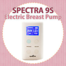 Spectra 9S Double inhaler set componented Electric PORTABLE Breast Pump Cimilre