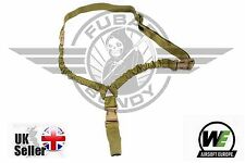 Nuprol Airsoft Single Point Bungee Sling - Coyote /Tan