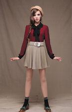 Niñas Princesa Kawaii Lindo arco gótico lolita muñeca dulce Camiseta Talla 8