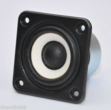 "One New Pair (2 units) DENON 2"" Full Range Speakers 6 ohm 10W"