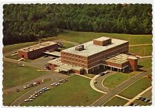 HICKORY NC early CATAWBA Memorial HOSPITAL Aerial  nr CHARLOTTE NC postcard