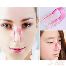 Nose UP Silicone Lifting Shaping Clipper Bridge Straightening Beauty Clip SM
