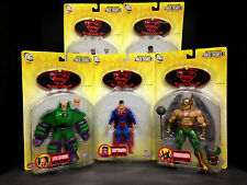 DC DIRECT SUPERMAN BATMAN SERIES 3 PUBLIC ENEMIES 2 5 FIGURE SET NIGHTWING J5