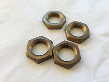 KYOSHO INFERNO VE NEO, GT, US, MP7.5, 4 GUN METAL WHEEL NUTS, IF222GM
