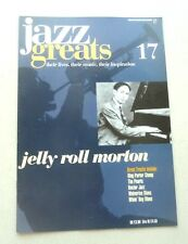JELLY ROLL MORTON  JAZZ GREATS THEIR LIVES THEIR MUSIC THEIR INSPIRATION