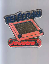 RARE PINS PIN'S .. JEU VIDEO GAMES BD COMICS ANCIEN OLD TELECRAN JOUSTRA ~BF