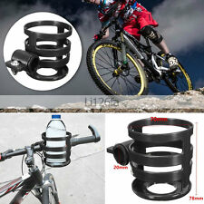Bicycle Cycling Mountain Bike Handlebar Drink Water Bottle Cup Holder Cage Rack