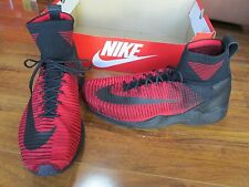 New Nike Zoom Mercurial XI FK FC Running Shoes MENS 10 Red/Black 852616 600 $200