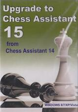 Upgrade to Chess Assistant 15 from Chess Assistant 14 (DVD). NEW CHESS SOFTWARE