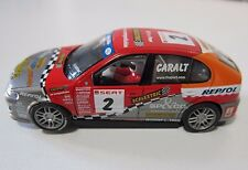 Scalextric Seat Leon Caralt nº2 (Tecnitoys SCX)