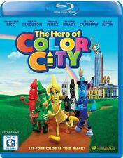 The Hero of Color City (Blu-ray Disc, 2014) Amazon top rated disc must have