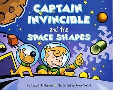 MathStart 2: Captain Invincible and the Space Shapes by Stuart J. Murphy...