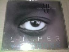 LUTHER VANDROSS - YOUR SECRET LOVE - UK CD SINGLE